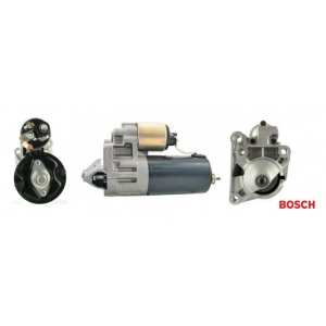 Starteris 0001107047 9TH BOSCH